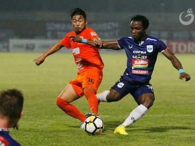 Fabio Lopez Terima Tantangan Tangani Borneo FC
