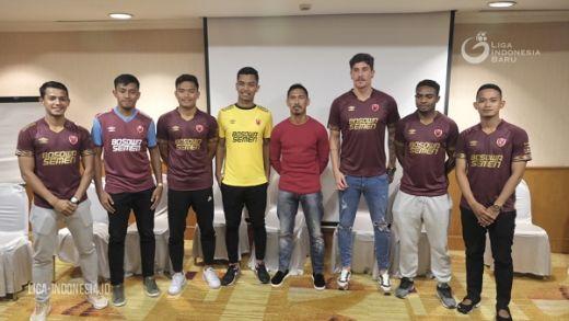 PSM Perkenalkan Lima Pemain Baru