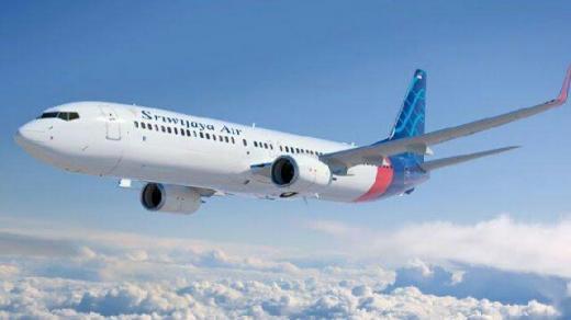 Breaking News: Pesawat Sriwijaya Air Jakarta-Pontianak Hilang Kontak