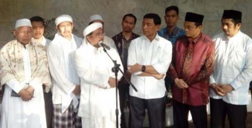 Aksi 112 Tetap Digelar, Lokasinya Pindah ke Masjid Istiqlal