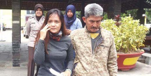 Dengan Muka Lebam, Istri Andika Kangen Band Lapor ke Polisi: Saya Dipukul Pakai Gagang Pedang
