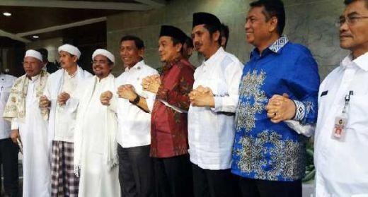Sambangi Rumah Wiranto, Habib Rizieq: Aksi 112 Dipindah ke Istiqlal Murni Inisiatif Ulama