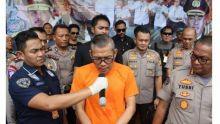 Pengemudi yang Cekik Polisi Diduga Sekjen Rakyat Militan Jokowi