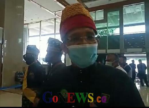 Memaksa Masuk ke DPR, Datuk Jhon Dasa: Kami tak Percaya Perwakilan yang Sudah di Dalam!