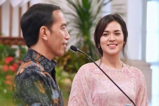 Saat Jokowi Bagi-bagi Sepeda untuk Raisa, Bimbo, dan Sejumlah Musisi Lainnya