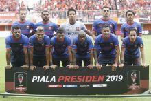 Madura United FC Tetap Bertahan di Yogyakarta