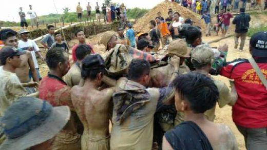Update Longsor Banjarbaru, 7 Korban Berhasil Ditemukan, 5 Tewas dan 2 Selamat