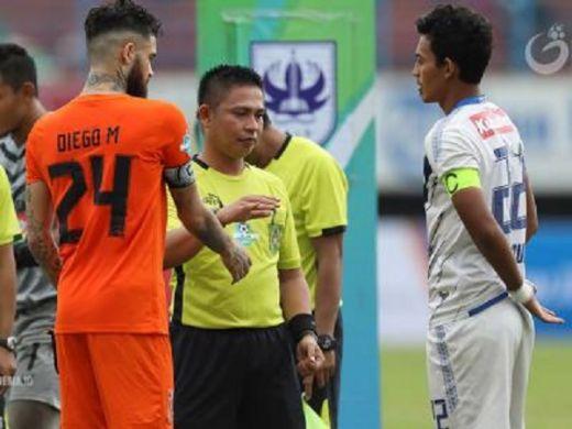Borneo FC Pecat Sang Pelatih