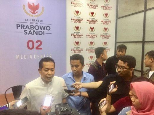 BPN Menduga KPU Sengaja Mengarahkan Opini Kemenangan Jokowi