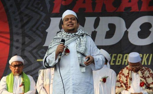 Giliran Ustaz Haikal Hassan Dilaporkan ke Polisi oleh Caleg PSI