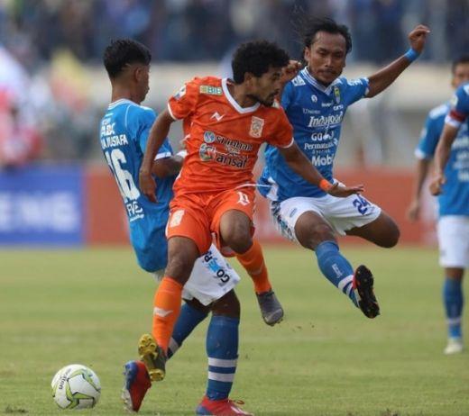 Jelang Hadapi Persija, Borneo FC Lakukan Evaluasi