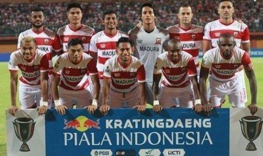 Madura United Masih Tunggu Kepastian Jadwal Semifinal