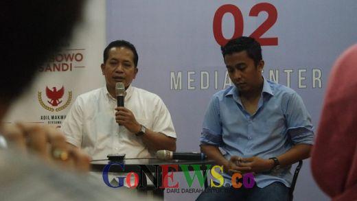 Optimis Jokowi Bakal Didiskualifikasi, Besok BPN Laporkan Bukti Kecurangan TSM ke Bawaslu