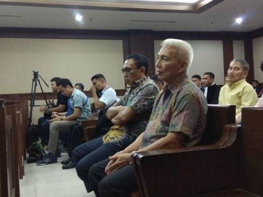 Hamidy Dituntut Hukuman Empat Tahun, Johny E Awuy Kebagian Dua Tahun