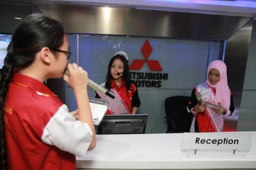 Gandeng Kidzania Jakarta, Mitsubishi Konsisten Edukasi Otomotif untuk Anak-anak