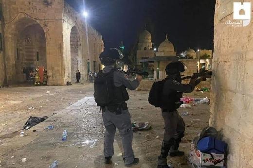 Al-Aqsa Diserang, Dunia Internasional dan Donatur Diminta Lakukan Ini