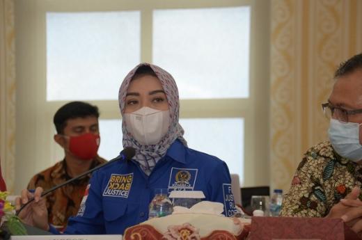 Eva Yuliana Apresiasi Kinerja 100 Hari Kapolri