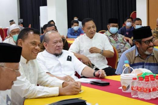 Tetap Kawal Kebijakan Jokowi, LaNyalla Sebut Pertemuan Serpong hanya Ingin Satukan Seluruh Elemen Masyarakat