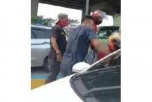 Polisi Kejar Debt Collector yang Hendak Rampas Mobil yang Angkut Orang Sakit
