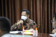 Tinjau KEK Galang Batang, Tito Minta PT BAI Jaga Lingkungan