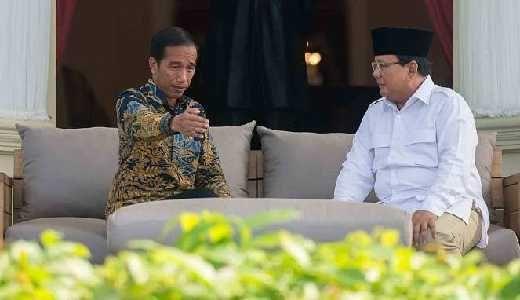 Survey SMRC: Bila Head to Head Pilpres Hari Ini, Jokowi Unggul Atas Prabowo