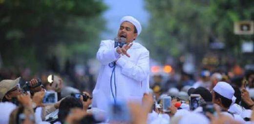 Jelang Aksi 96 Hari Ini, dari Arab Saudi, Habib Rizieq Serukan Perlawanan Lewat Telepon, Tapi...