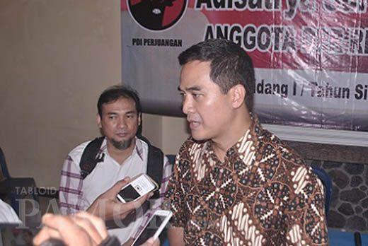PDIP Pertimbangkan Agung Suryamal untuk Kandidat Gubernur Jabar
