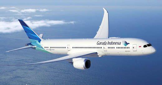 Garuda Indonesia Diambang Bangkrut, HIPMI Desak Pemerintah untuk Ambil Alih