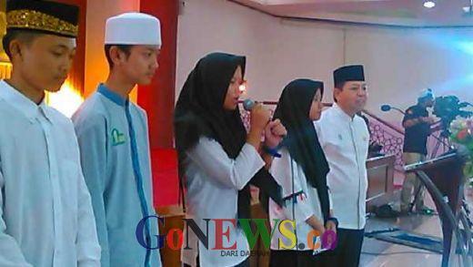 Buka Bersama, Novanto Ajak 1.000 Anak Yatim untuk Cinta Orangtua dan NKRI