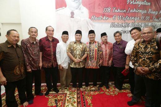 MPR: Bung Karno dan Taufiq Kiemas Merajut Nasionalisme