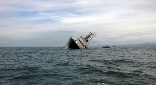 Perahu Angkut Wisatawan Terbalik di Pulau Lengkuas Belitung Terbalik, 1 Orang Tewas