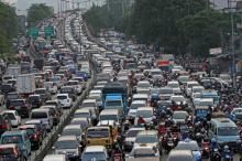 Masa Transisi, Jumlah Kendaraan di Jakarta Meningkat 94,5 Persen