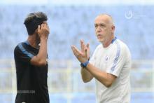 Pelatih PSIS Fokuskan Latihan Taktik