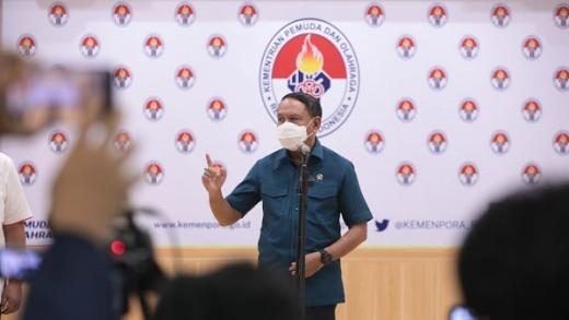 Soal Usulan Tambahan Dana PON Papua Rp1,6 Triliun, Amali: Saya Ingin Clear and Clean
