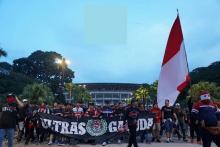 Sambangi Mabes Polri, Ultras Garuda Indonesia Desak Polda Riau Bebaskan Anggota Curva Nord Pekanbaru