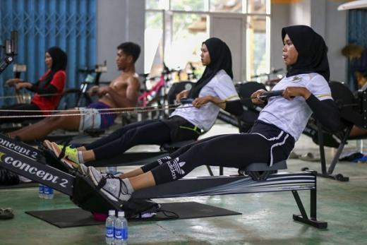 Terus Jalani Latihan, Mutiara/Melani Tak Membayangkan Lolos