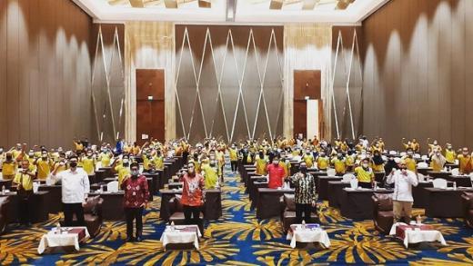 Ini Harapan Kemenpora dalam Pelatihan Tenaga Keolahragaan di Pekanbaru