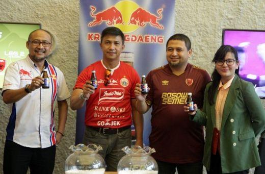 Persija Siap Jamu PSM Makassar di Final Leg Pertama