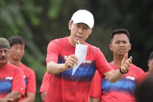 Shin Tae Yong Terpaksa Ubah Road Map Timnas Indonesia