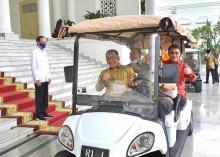 Presiden Joko Widodo Dukung Pembentukan Majelis Syuro Dunia