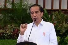 Jaga Perekonomian, Presiden: Jangan Ada Lagi Beli dari Luar