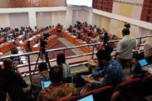 DPR dan Pemerintah Sepakati Asumsi Makro RAPBN 2021