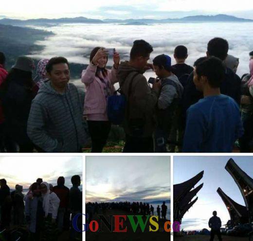 Wisata Tersembunyi Dibalik Pesona Negeri di Atas Awan Toraja Utara