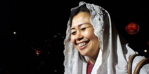 Soal Cawapres Jokowi, Yenny Wahid Lebih Pilih Mahfud MD Dibanding Cak Imin