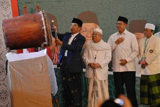 Jokowi Pilih Maruf Amin, Ketua DPR: Pilihan yang Tepat