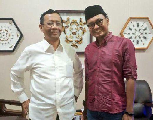 Dramatis! Dalam Hitungan Jam, Mahfud MD Batal Jadi Cawapres Jokowi