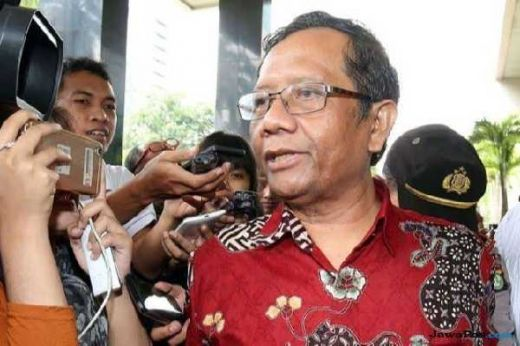 Jika Tak Meleset, Mahfud MD Dampingi Joko Widodo di Pilpres 2019, Deklarasi Sore Ini