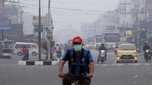 BNPB Pastikan Tidak Ada Asap Karhutla dari Riau yang Masuk ke Malaysia