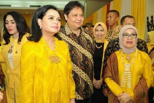 Survei LKPI: 66 Persen Kader di Daerah Ingin Airlangga Kembali Pimpin Golkar