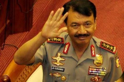 Ketua MPR RI Zulkifli Hasan, Benarkan Komjen Budi Gunawan Dilantik Sore Ini